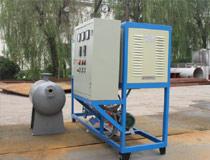 山东日照客户定制的导热油炉