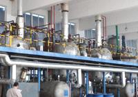 钢平台安装搅拌罐(反应釜)