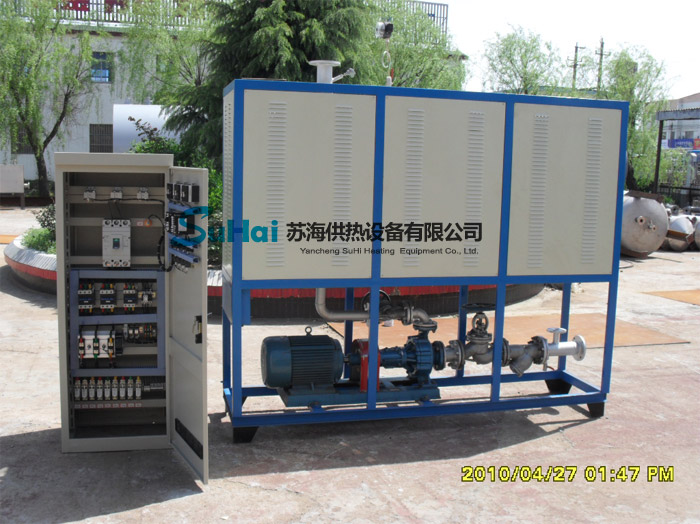 大功率电导热油炉