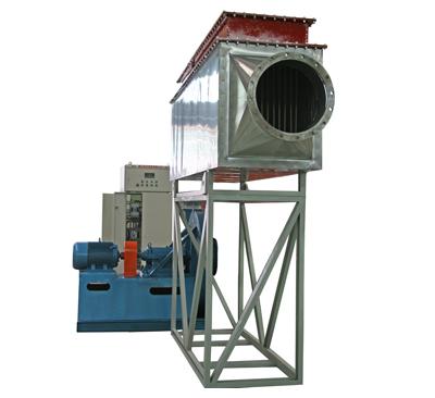 风道式电加热系统1800KW
