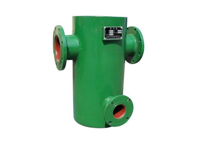 立式直通除污器--盐城市苏海供热设备有限公司