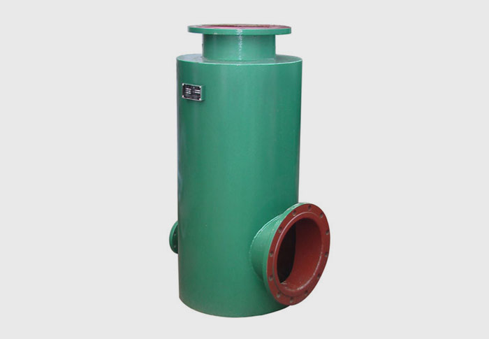 立式角通除污器--盐城市苏海供热设备有限公司